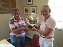 Lady Taverners trophy
