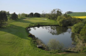 The Par 3 12th – Nearest the Pin hole