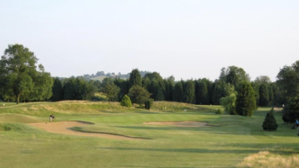 7th hole at Staverton Park Golf Club. Photo credit De Vere Venues Staverton Estate website