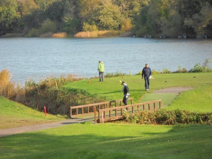 Patshull Park third tee